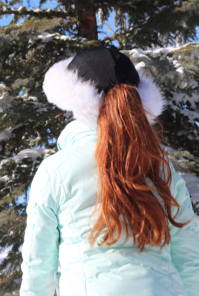 RED PONYTAIL - Burrfur