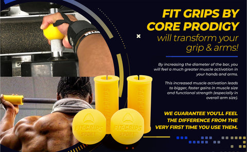 Fat Bar Weight Training by Core Prodigy