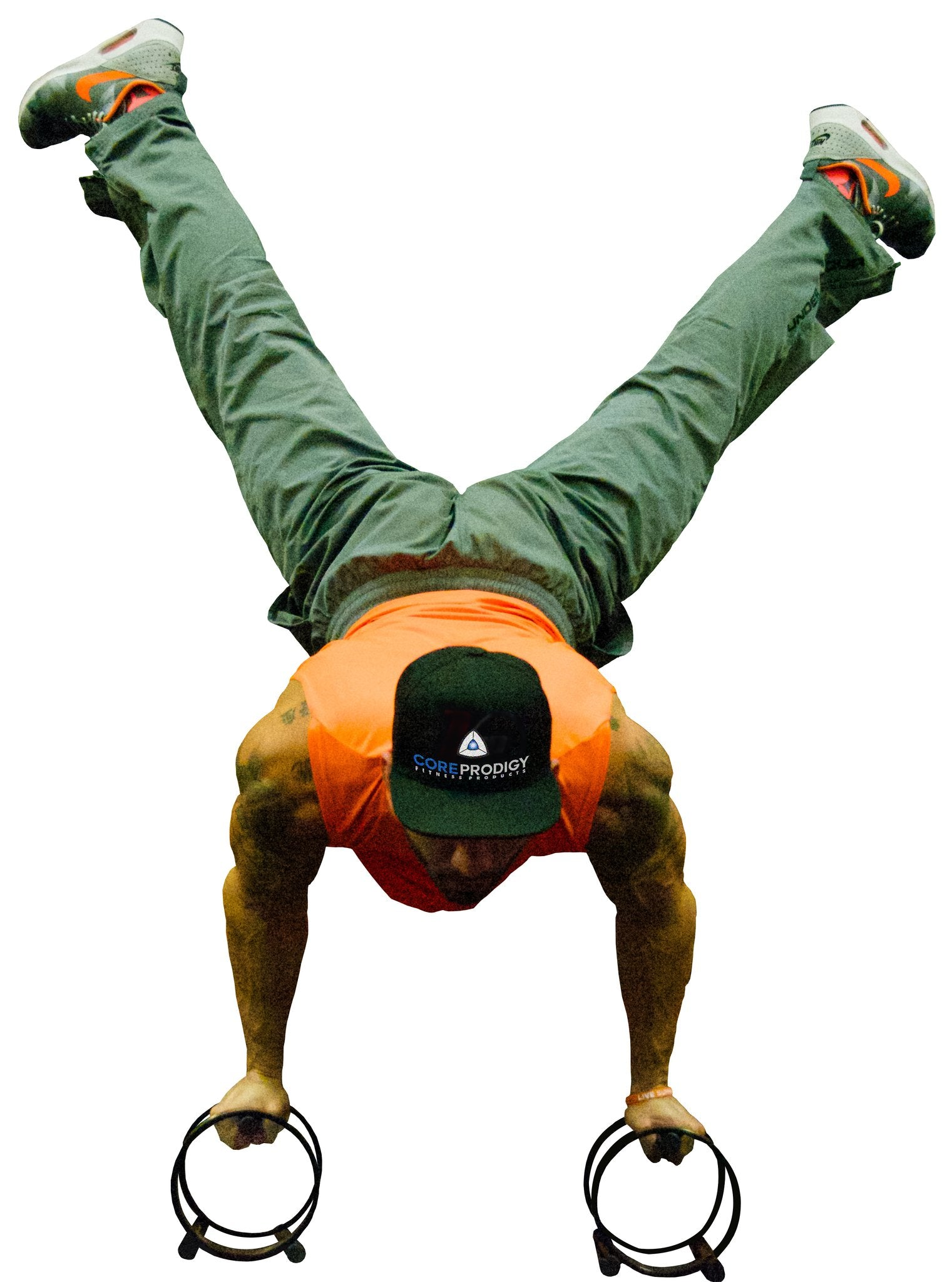 P-Fit Handstand by Core Prodigy