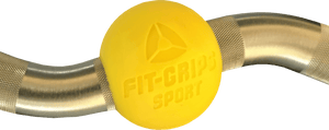 Sphere ball thick bar training Fit Grips / Fat Gripz