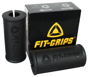 Fit Grips Fat Bar Training Silicone Gripz for Bodybuilding and weight training