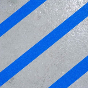 "Gritty Grip Tape - Anti Slip Traction Tape (2"" x 196"") Blue"