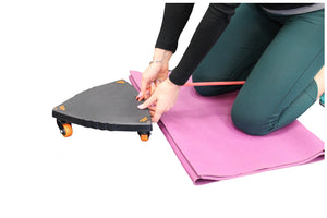 Core Coaster ab wheel - resistance band