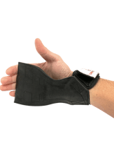 Prodigy Wrist Wraps/Straps - Weight Lifting Grips/Padded and Adjustable Gloves Alternative to Power Hooks - Core Prodigy