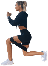 Adjustable Hip Band Circle for Legs and Glute Exercise