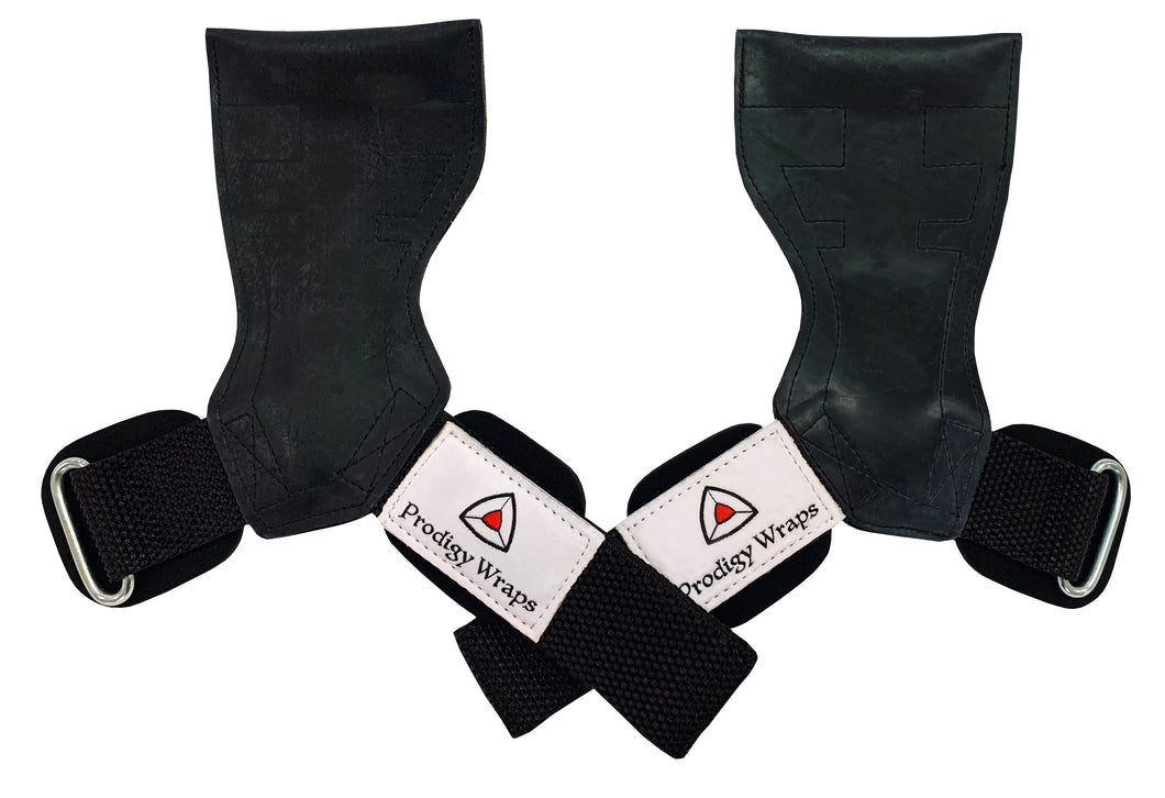 Prodigy Wrist Wraps replaces weight hooks and gloves