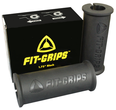 Fit Grips 1.75 - Thick / Fat Bar Training
