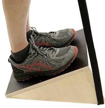 Wood Incline Slant Board for Calf Achilles Stretching
