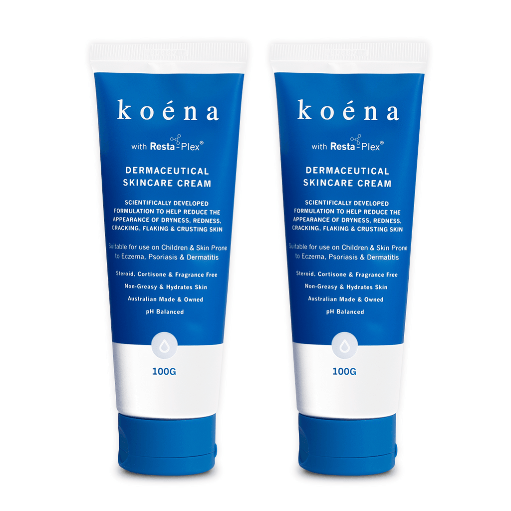 Double the Hydration | Koéna Dermaceutical Daily Moisturiser 2 Pack