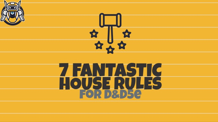 house rules for d&d5e