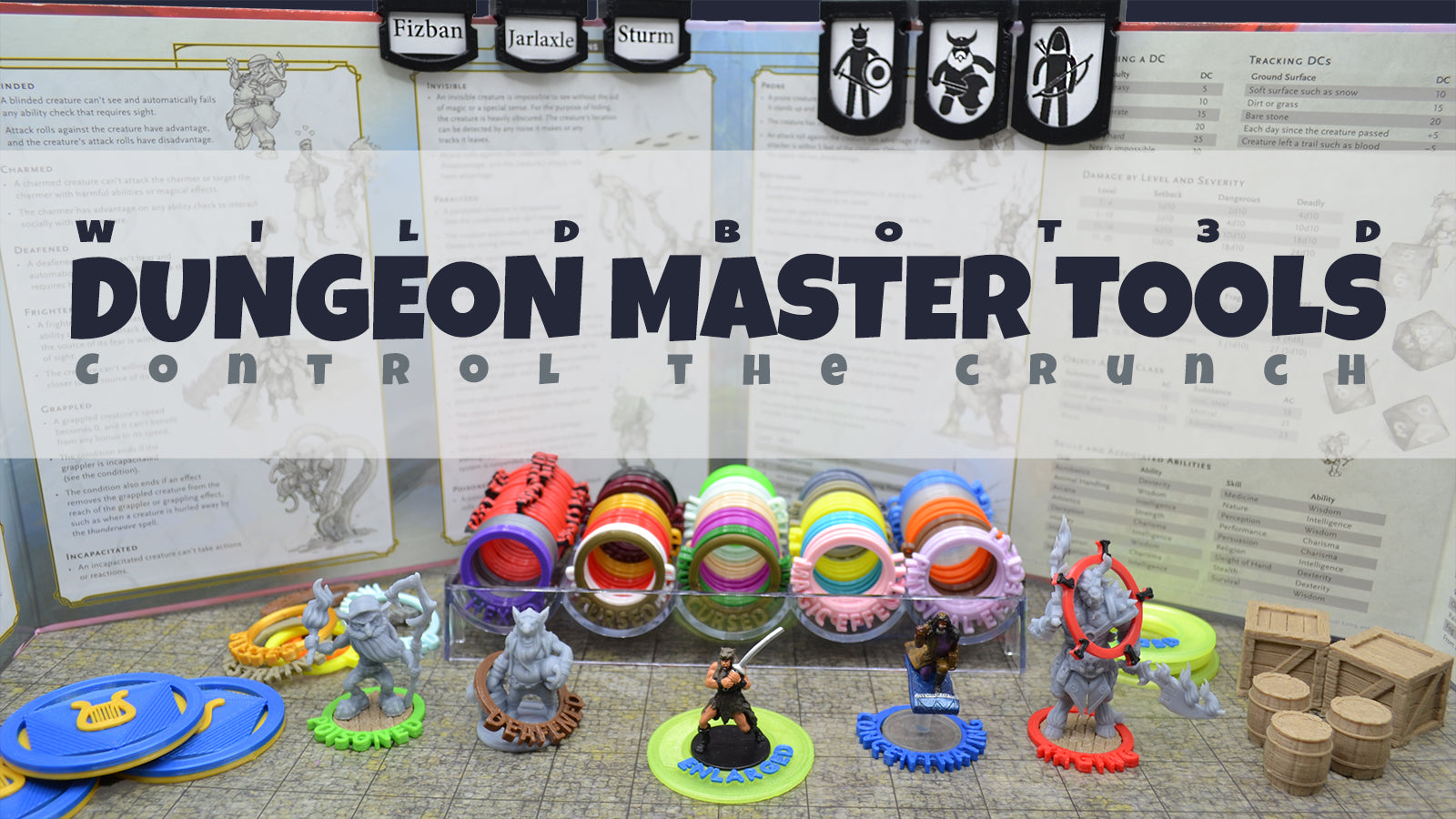 dungeon master tools