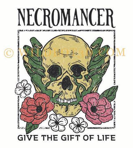 Necromancer: Give the Gift of Life