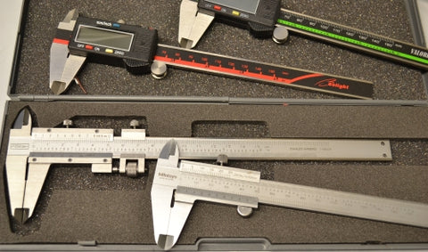 My collection of Calipers