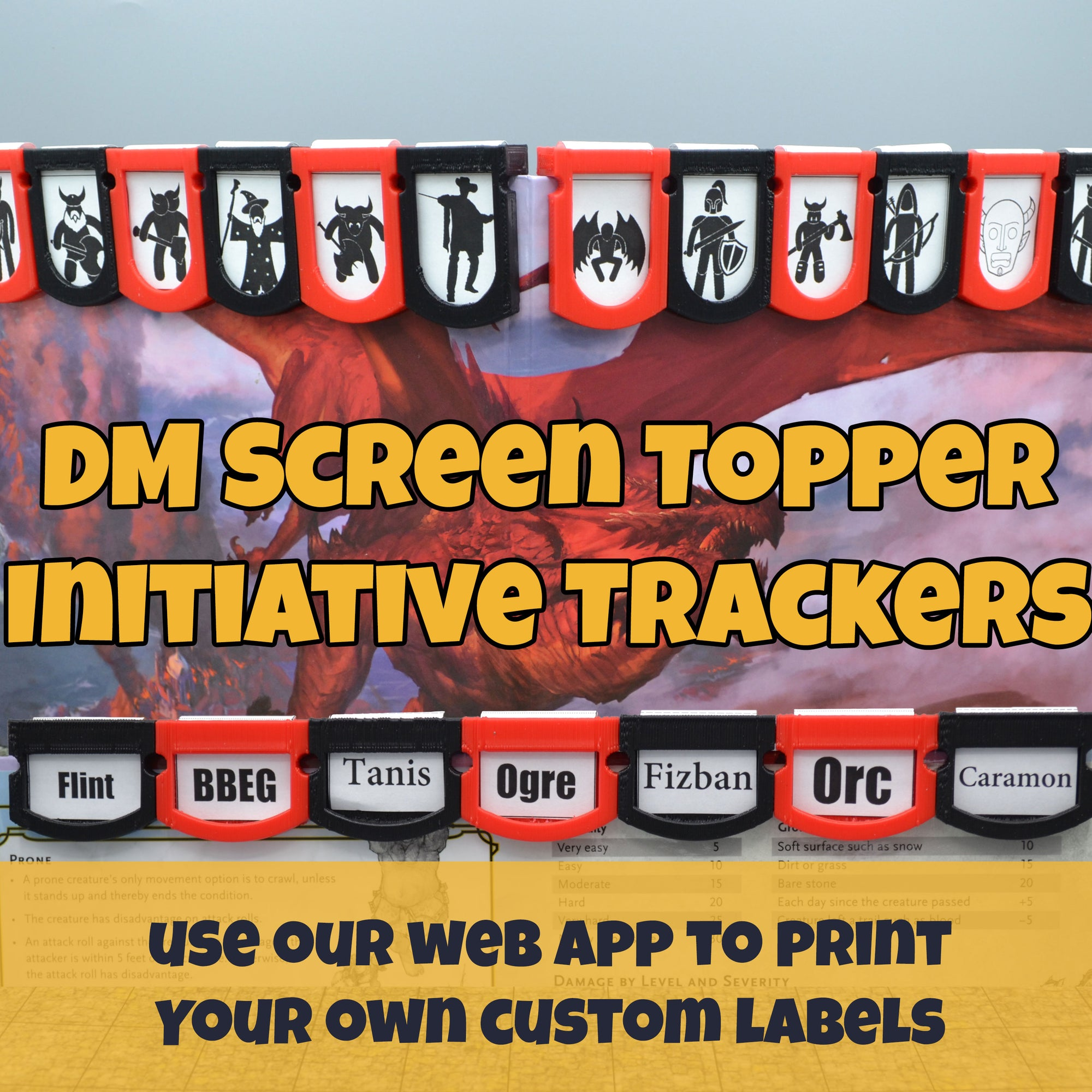 initiative trackers