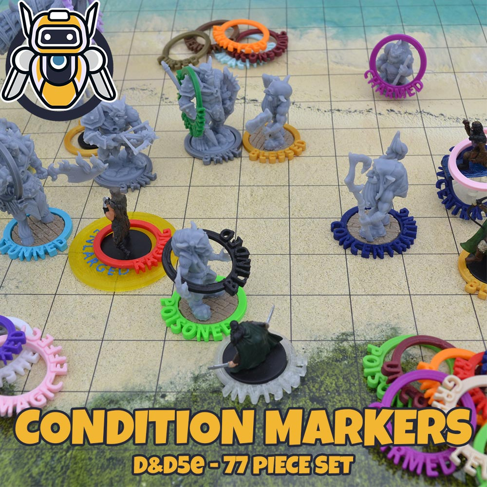 condition rings d&d