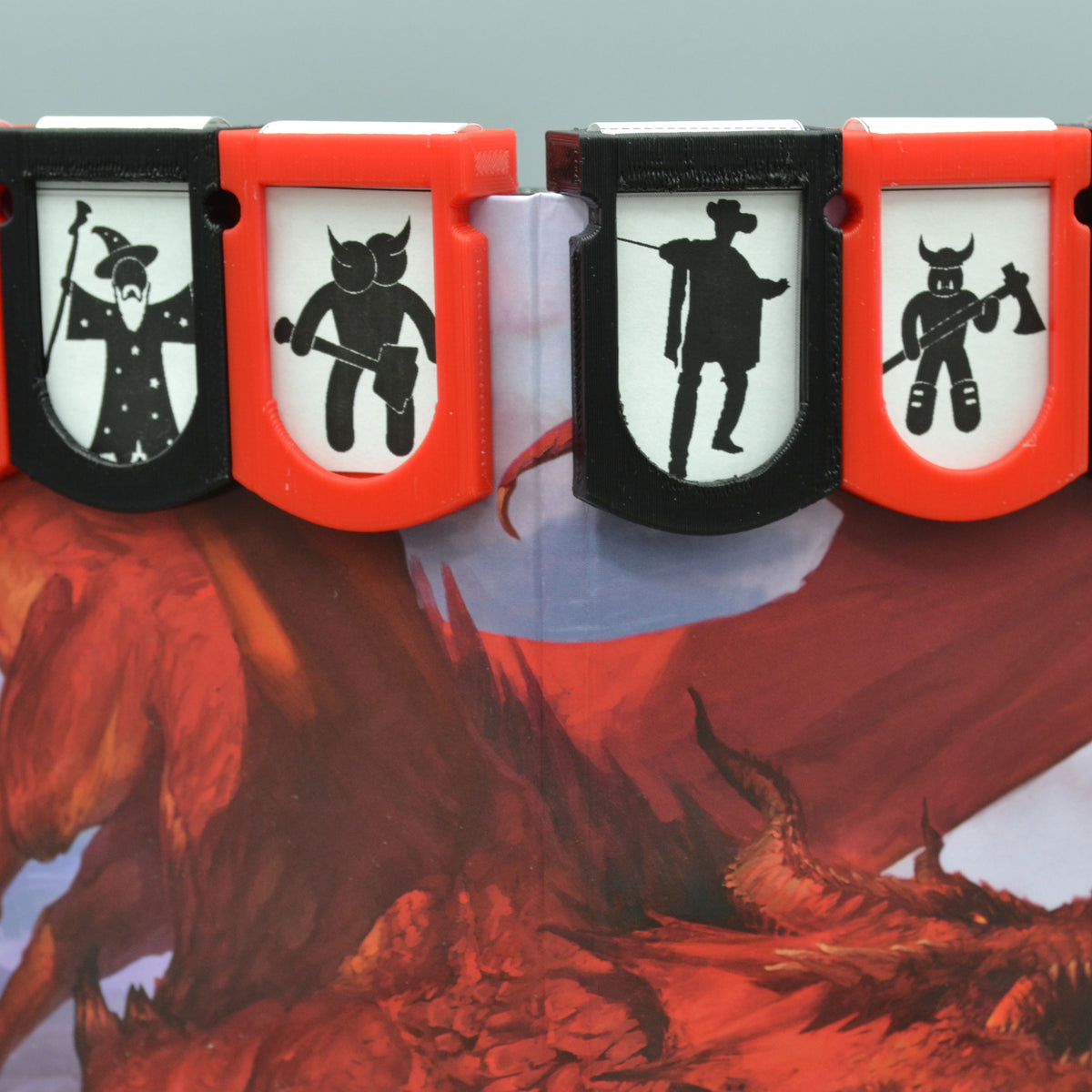 D&D Customizable Initiative Tracker For DM Screen -