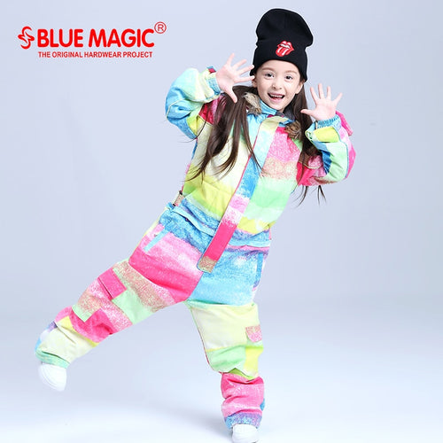 Magic All In One Kids Snowsuit