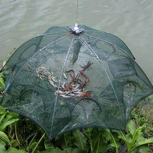 NetCatch™ Automatic fishing Net