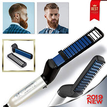 Load image into Gallery viewer, Slicks™ Beard Straightener Comb