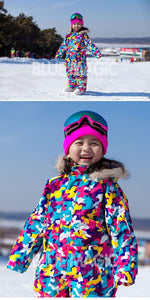Magic All In One Toddler Snowsuit