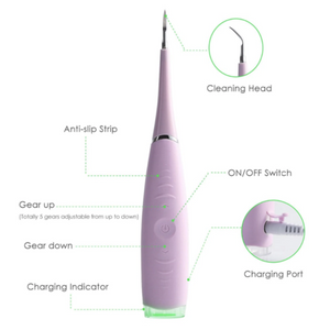 U-Dental™ Dental Plaque Remover and Scaler