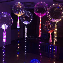Load image into Gallery viewer, Happy Brilliant™ Party Balloons with LED String Light