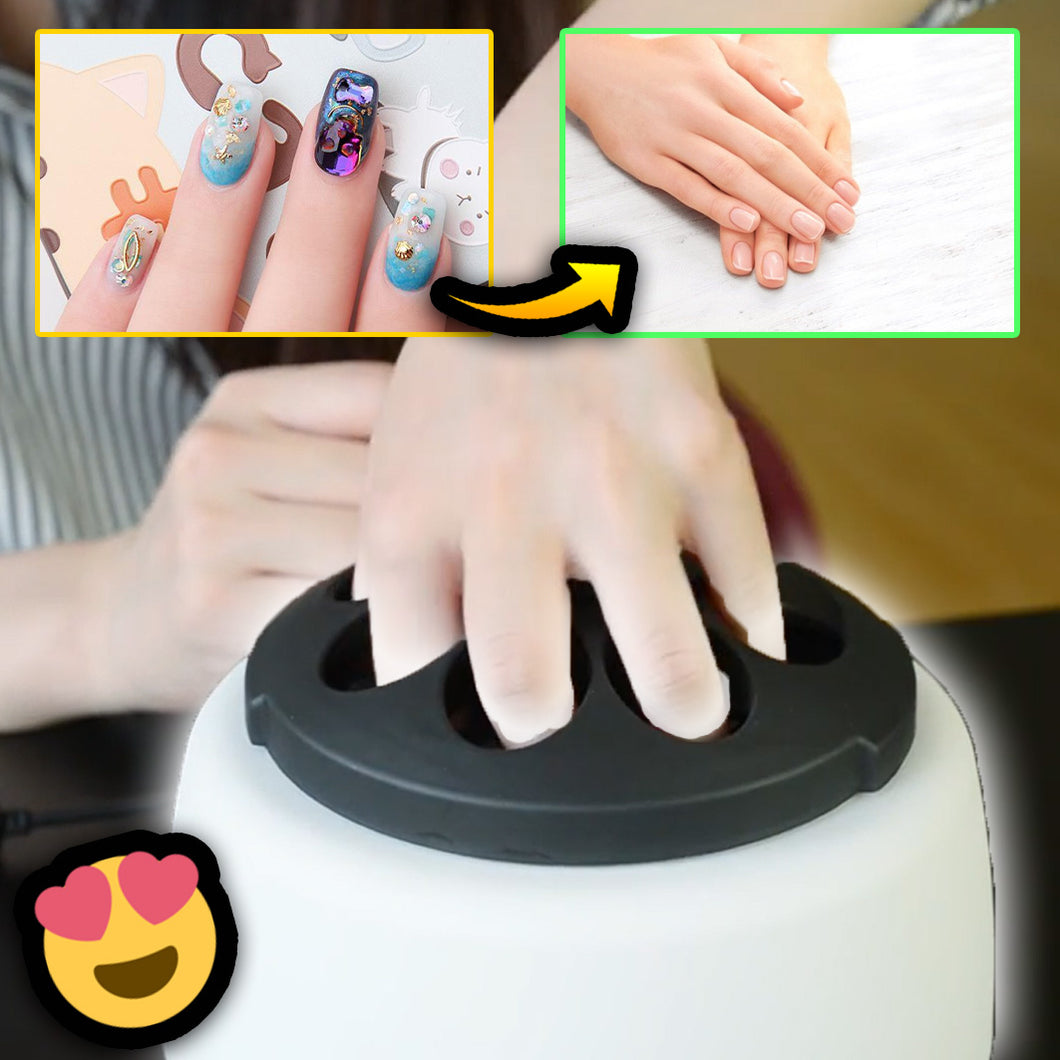 Crylix™️ Acrylic Nail Steam Remover