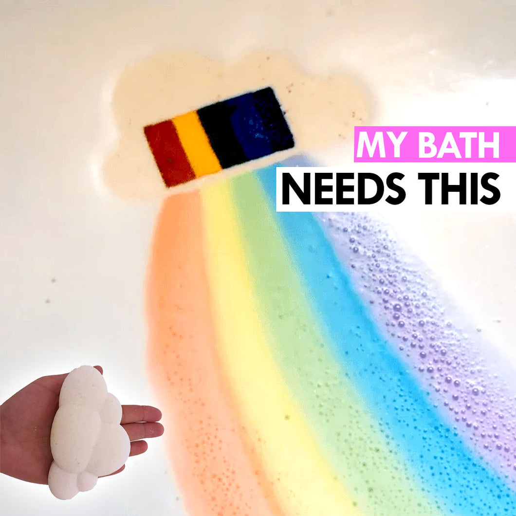 Sootherz Lux™ Bubble Bath Cloud
