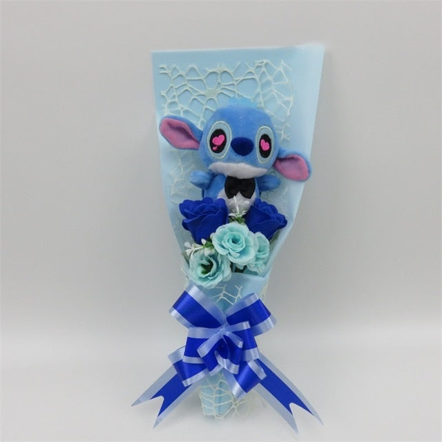 Premium Hand Stitched Plush Toy Bouquet
