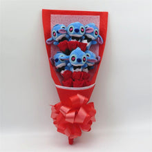 Load image into Gallery viewer, Premium Hand Stitched Plush Toy Bouquet