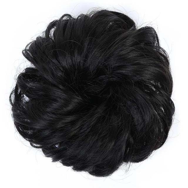 QuickBun™ Hair Updo Scrunchie Fix