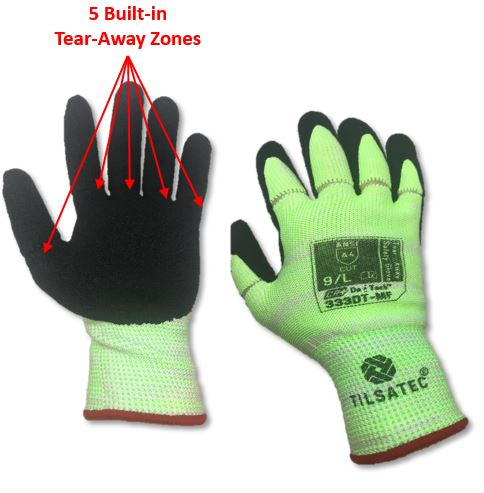 DeTach Gloves