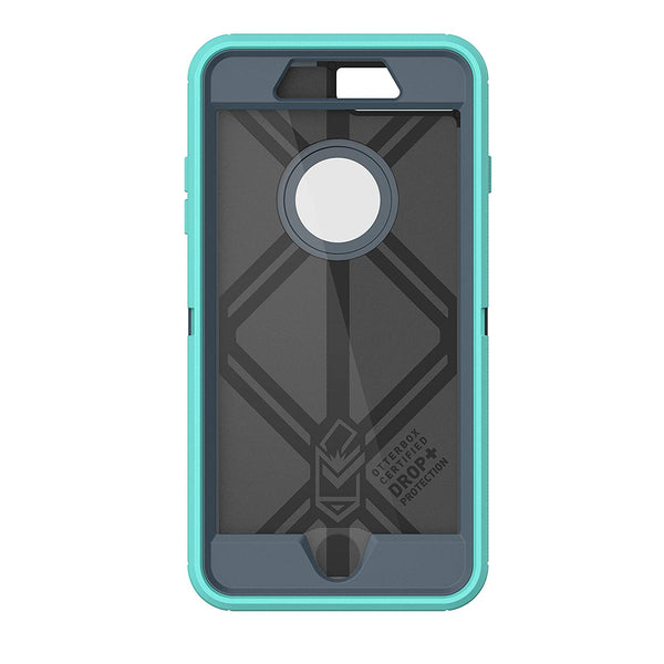 OtterBox Defender Case iPhone 7 Plus-  Borealis Mint Teal Blue Green