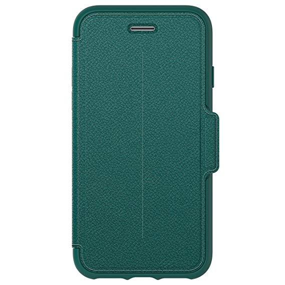 OtterBox Strada Wallet Flip Case iPhone 7 - Pacific Opal Blue Green