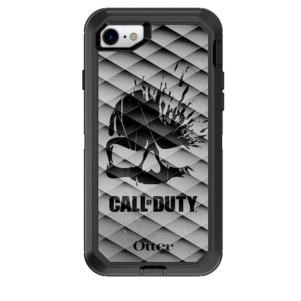 Otterbox Defender iPhone 7/8 - Call of Duty Diamond