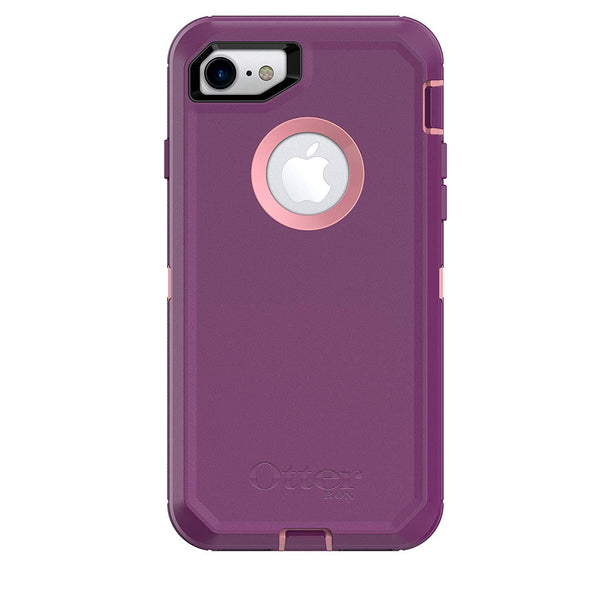 Otterbox Defender Case Iphone 7 Vinyasa Purple-Pink
