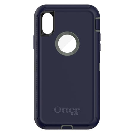 OtterBox Defender Series Screenless Edition Case for iPhone X - Stormy Peaks