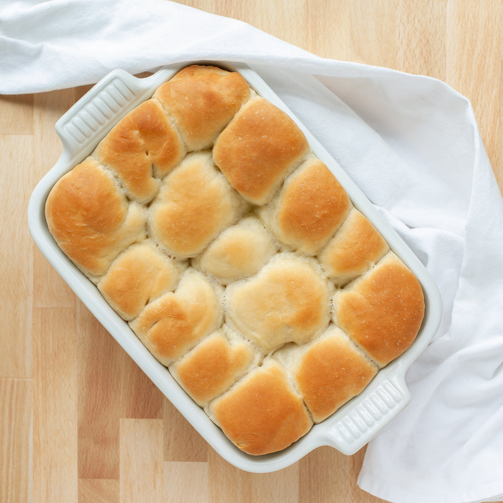 Dairy-Free Classic Dinner Rolls
