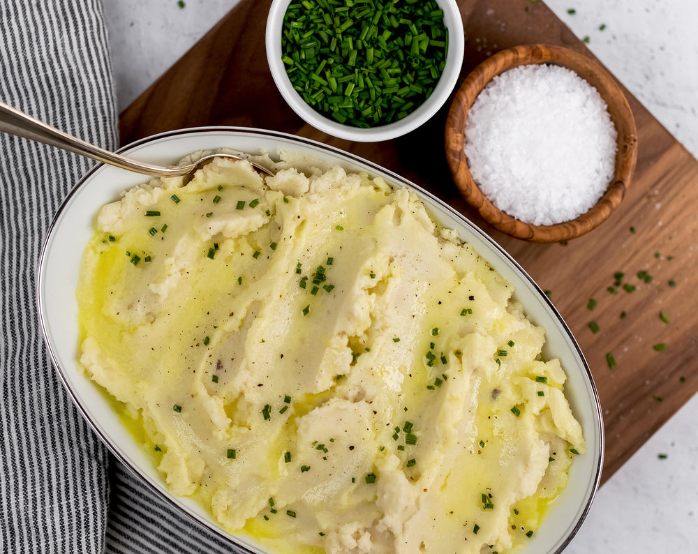 The Best Dairy-Free Mashed Potatoes