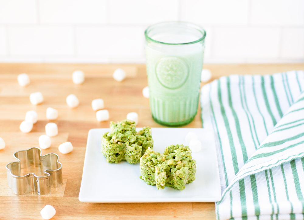 Superfood Treats for St. Paddy's Day
