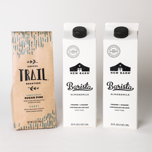 Load image into Gallery viewer, Trail Coffee + Barista Almondmilk