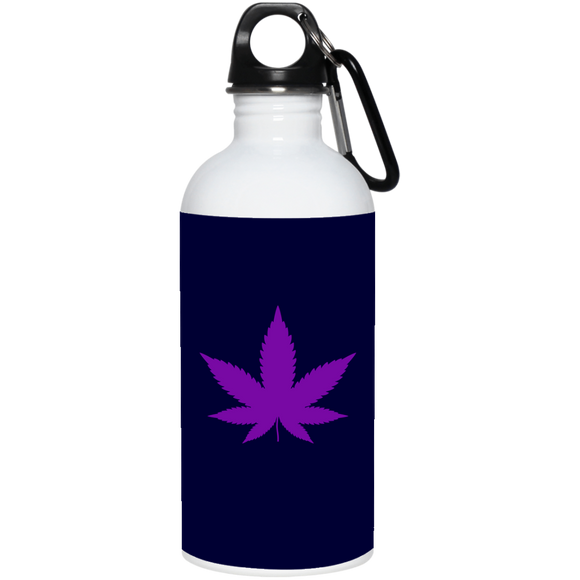 HMB/23663 20 oz. Stainless Steel Water Bottle