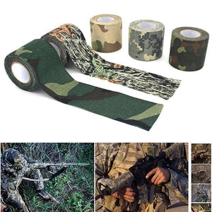 10m Camouflage tape