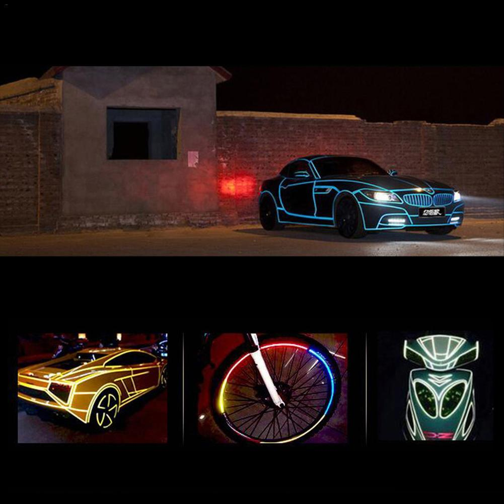 (Last Day Promotion 50% OFF)-Fluorescent Stickers For Cars/Motorcycles/Bikes
