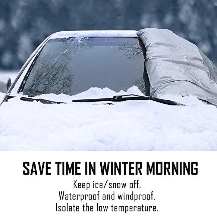 【Promotion Season】Universal Premium Windshield Snow Cover Sunshade