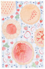 Sweet as Pie Tea Towel