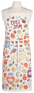 Let's Jam Bakers Apron/Potholder