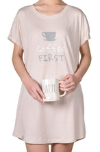 Express'o' Yourself Sleep Shirt by Coffee Shoppe, Assorted Designs