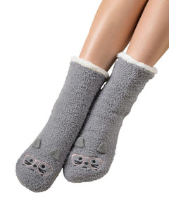 Marshmallow Lounge Socks by Coffee Shoppe, Assorted Designs