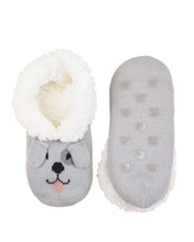 Critter Ankle Slippers by Coffee Shoppe, Assorted Designs